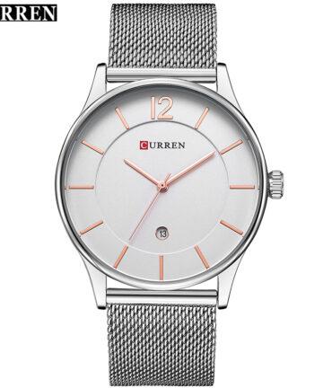 curren 8231 silver white 1