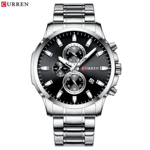 curren 8348 silver 1
