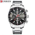 curren 8351 silver 1
