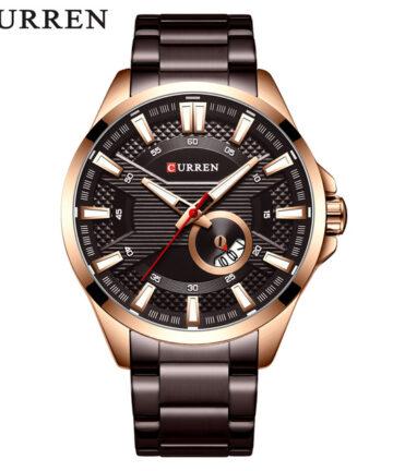curren 8372 brown 1