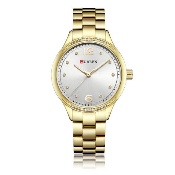 curren 9003 gold white 1