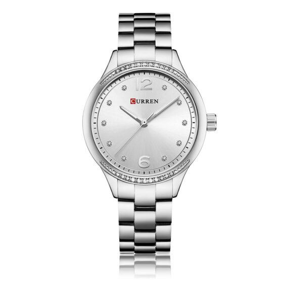 curren 9003 silver white 1