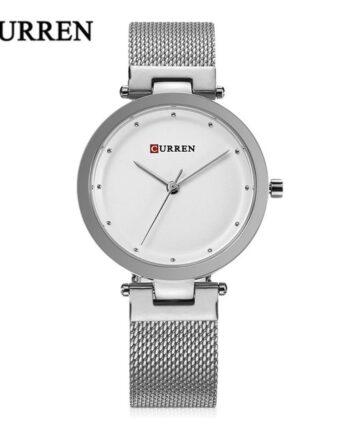 curren 9005 silver white 1