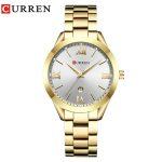 curren 9007 gold white 1