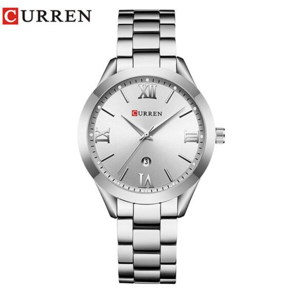 curren 9007 silver white 1