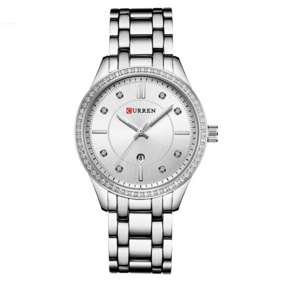 curren 9010 silver white 1