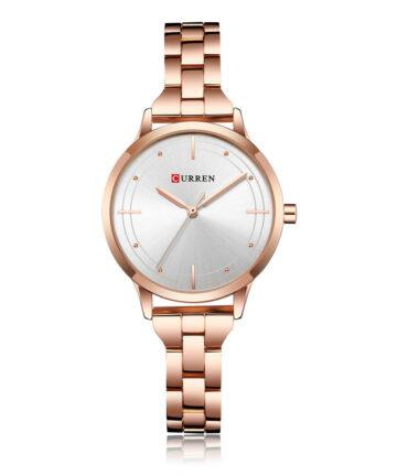 curren 9019 pink white 1