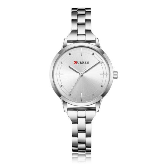 curren 9019 silver white 1