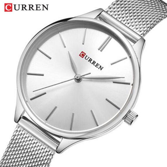 curren 9024 silver white 2