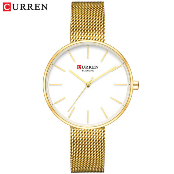 curren 9042 gold white 1