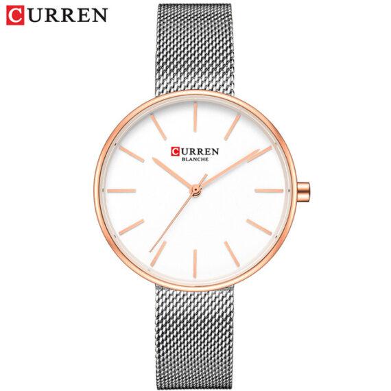 curren 9042 silver pink 1