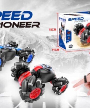 speed pioneer 6